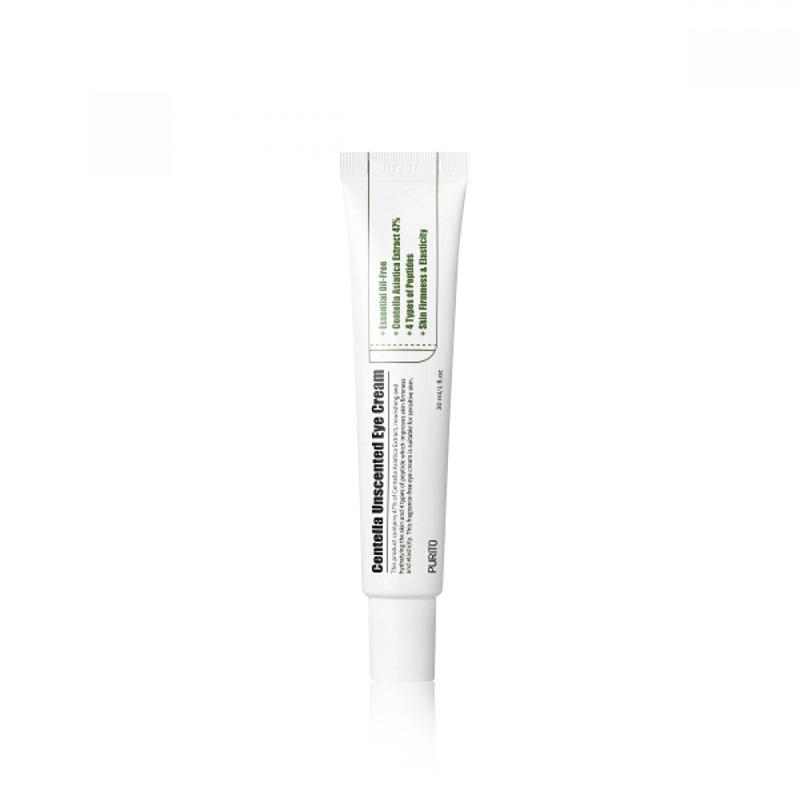 Own label brand, [PURITO] Centella Unscented Eye Cream 30ml (Weight : 47g)