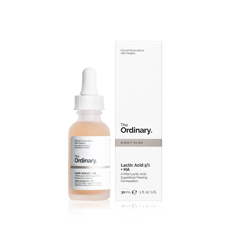 Own label brand, [THE ORDINARY] Lactic Acid 5% + HA 30ml (Weight : 95g)