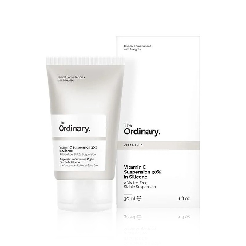 Own label brand, [THE ORDINARY] Vitamin C Suspension 30% in Silicone 30ml (Weight : 54g)