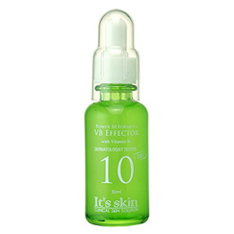 Own label brand, [IT'S SKIN] Power 10 Formula VB Effector [Sebum Care] 30ml  (Weight : 104g)