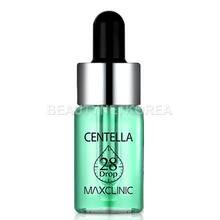 Own label brand, [MAXCLINIC] Centella 28 Drop Ampoule 10ml*4ea (Weight : 155g)