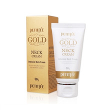 Own label brand, [PETITFEE] Gold Neck Cream 50g (Weight : 74g)