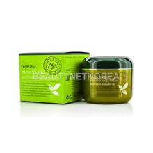 Own label brand, [FARM STAY] Green Tea Seed Brightening Water Cream 100g   (Weight : 182g)