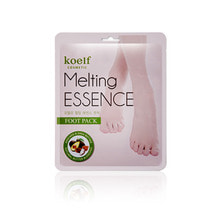 Own label brand, [KOELF] Melting Essence Foot Pack   (Weight : 28g)