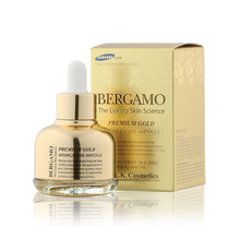 Own label brand, [BERGAMO] Premium Gold Wrinkle Care Ampoule 30ml (Weight : 150g)