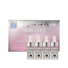 Own label brand, [BERGAMO] Pure Snail Brightning Ampoule Set 13ml * 4ea (Weight : 166g)