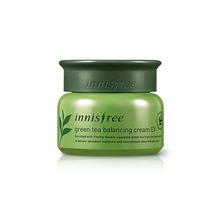 Own label brand, [INNISFREE] New Green Tea Balancing Cream Ex 50ml  (Weight : 123g)