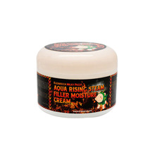 Own label brand, [ELIZAVECCA] Milky Piggy Aqua Rising Argan Gelato Steam Cream 100g (Weight : 171g)