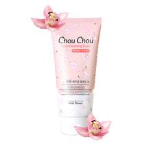 Own label brand, [MEDI FLOWER] Chou Chou Facial Cleansing Foam 300ml (Weight : 332g)