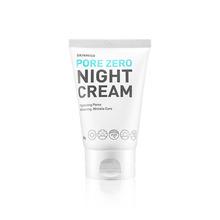 Own label brand, [SKINMISO] Pore Zero Night Cream 80g (Weight : 125g)