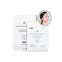 Own label brand, [TOSOWOONG] SOS Repair Clca Clinic Magic Patch (60pcs) (Weight : 18g)