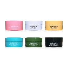 Own label brand, [AYOUME] Eye Patch 6 Type 1.4g * 60ea  (Weight : 200g)
