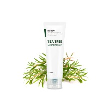 Own label brand, [A'PIEU] New Nonco Tea Tree Cleansing Foam 130ml (Weight : 144g)