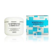 Own label brand, [JIGOTT] Whitening Activated Cream 100ml (Weight : 186g)