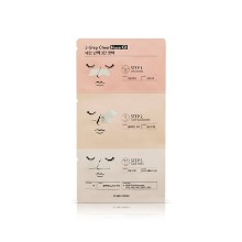 Own label brand, [ETUDE HOUSE] 3-Step Clear Nose Kit (Weight : 19g)