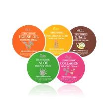 Own label brand, [EKEL] Moisture Cream 100g 5 Type (Weight : 195g)