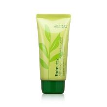 Own label brand, [FARM STAY] Green Tea Seed Moisture Sun Cream (SPF50+ / PA+++) 70g (Weight : 105g)