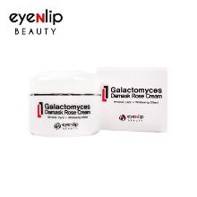 Own label brand, [EYENLIP] Galactomyces Damask Rose Cream 50g (Weight : 121g)