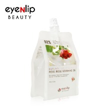 Own label brand, [EYENLIP] 92% Real Rose Soothing Gel 300g (Weight : 323g)