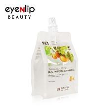 Own label brand, [EYENLIP] 92% Real Tangerine Soothing Gel 300g (Weight : 323g)