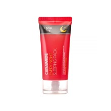 Own label brand, [FARM STAY] Ceramide Every Night Sleeping Pack 120ml  (Weight : 169g)