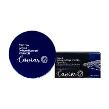 Own label brand, [FARM STAY] Caviar & Collagen Hydrogel Eye Patch 90g (Weight : 192g)