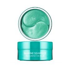Own label brand, [MEDI FLOWER] Aronyx Marine Seaweed Aqua Energy Eye Patch 90g * 60sheets (Weight : 205g)