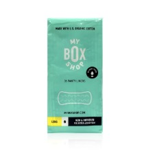 Own label brand, [MY BOX SHOP] 30 Panty Liners  (Weight : 97g)