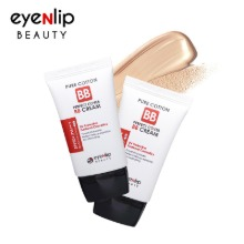 Own label brand, [EYENLIP] Pure Cotton Perfect Cover BB Cream (SPF50+/PA+++) 30g 2 Color Renewal in 2020 (Weight : 43g)