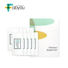 Own label brand, [FABYOU] White Pore Reduction Ampoule 2g * 10pcs [Sample] Starter Kit (Weight : 35g)