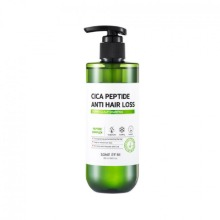 Own label brand, [SOME BY MI] Cica Peptide Anti Hair Loss Derma Scalp Shampoo 285ml (Weight : 385g)