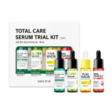 Own label brand, [SOME BY MI] Total Care Serum Trial Kit (Serum 14ml * 4ea) (Weight : 153g)