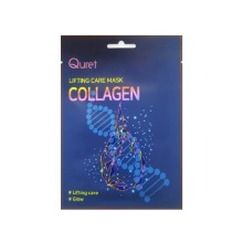 Own label brand, [QURET] Lifting Care Mask - Collagen (Weight : 37g)