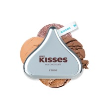 Own label brand, [ETUDE HOUSE] Play Color Eyes Kisses #1 Milk Chocolate 4.8g (Weight : 63g)