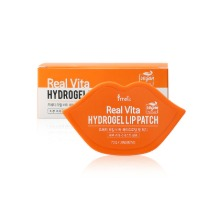 Own label brand, [PRRETI] Real Vita Hydrogel Lip Patch 70g (30patches) (Weight : 216g)