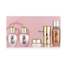Own label brand, [WHOO] Gongjinhyang : Soo Vital Hydrating 5Pcs Gift Set (Weight : 202g)