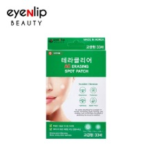 Own label brand, [EYENLIP] AC Erasing Spot Patch 33 Patches (Weight : 18g)