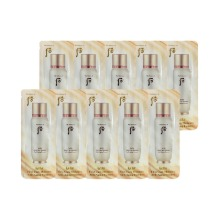 Own label brand, [WHOO] Bichup First Moisture Anti-Aging Essence 10pcs [Sample] (Weight : 20g)