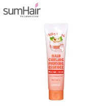 Own label brand, [SUMHAIR] Hair Curling Pudding Essence #Natural Curling 150ml (Weight : 194g)