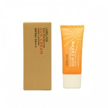 Own label brand, [LEBELAGE] High Protection Long Lasting Sun Cream (SPF50+/PA+++) 30ml (Weight : 47g)