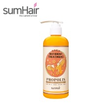 Own label brand, [SUMHAIR] Daily Nutrient Treatment #Propolis 300ml (Weight : 381g)