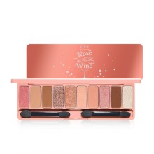 Own label brand, [ETUDE HOUSE] Play Color Eyes #Rose Wine 0.7g * 10 Colors (Weight : 96g)