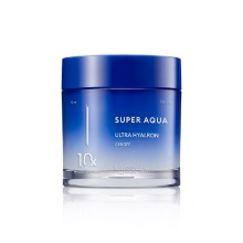 Own label brand, [MISSHA] Super Aqua Ultra Hyalron Cream 70ml [Renewal] (Weight : 193g)