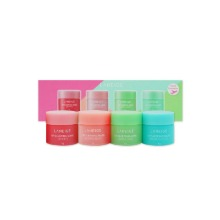 Own label brand, [LANEIGE] Lip Sleeping Mask EX Mini Kit [4 Scented Collections] 8g * 4ea (Weight : 118g)