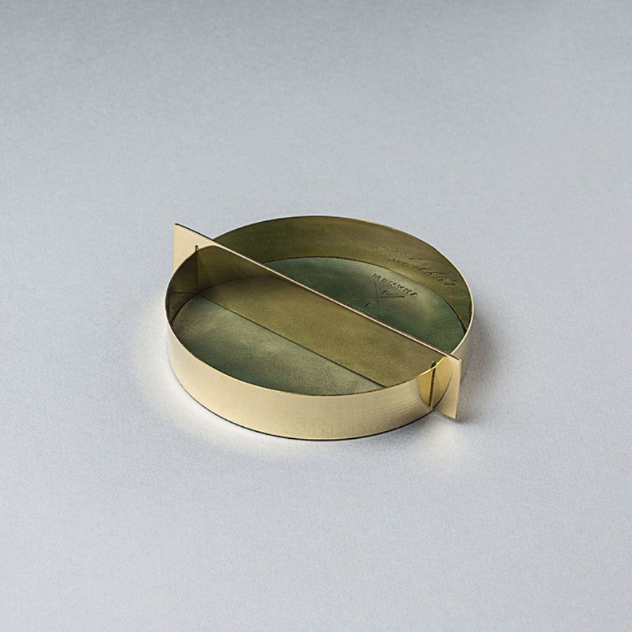 SATURN TRAY GOLD (S)