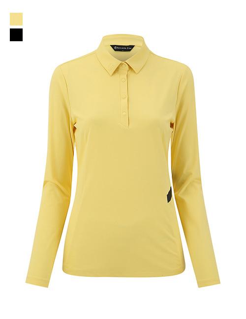 사이바 배색포인트 카라티셔츠