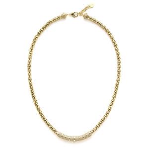 GC-679 - TATIAS, 14K & 18K Gold Chain Necklace