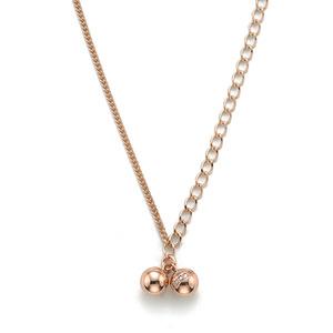 GN-100 - TATIAS, 14K & 18K Gold Pendant Necklace