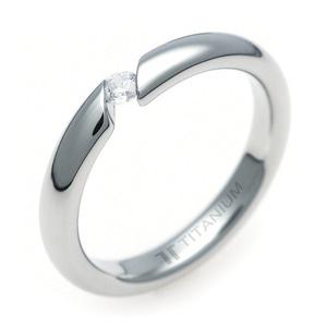 TQ-853 - TATIAS, 钛金戒指