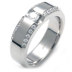 TW-058 - TATIAS, 钛金戒指